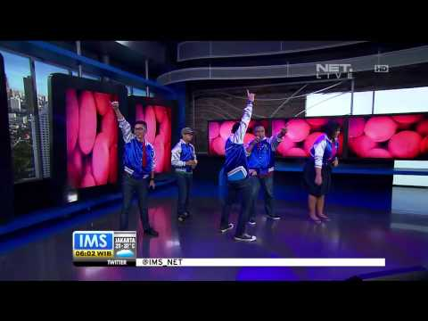 Performance Project Pop - Dangdut is The Music of My Country -IMS
