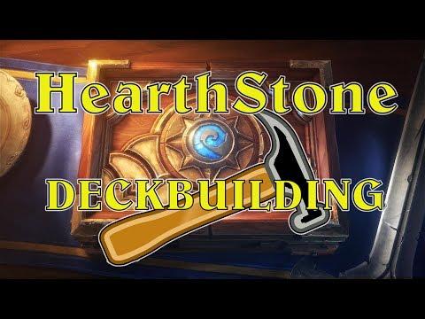 Hearthstone Beginner's Guide - Deckbuilding