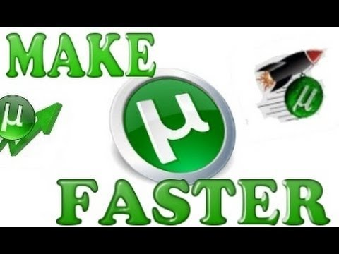 (PC) How to Make Torrent Downloads EXTREMELY Fast March 2017