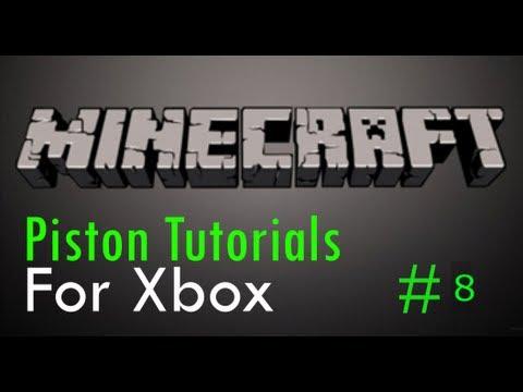 piston door without sticky pistons xbox 360 #8 Piston tutorials