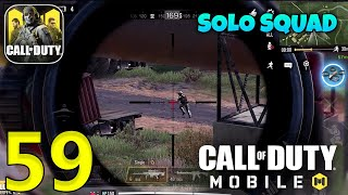 Call Of Duty Mobile 16 Kills Solo Squad Gameplay | CODM Battle Royale - Part 59
