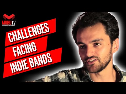 The Greatest Challenges Facing Indie Bands - Ryan Pressman - MUBUTV: Insider Series - SE. 7
