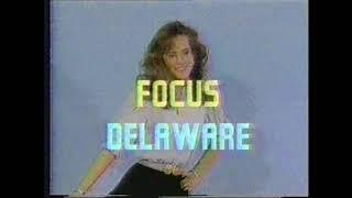 Focus Delaware Opening - 8/4/1983