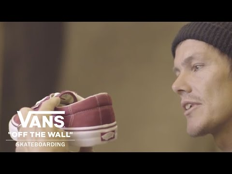 Geoff Rowley Talks About His New Solo Shoe | Skate | VANS