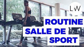 Routine salle de sport (45 min) - Total Body