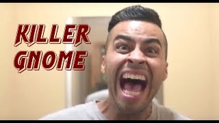 Killer Gnome | David Lopez