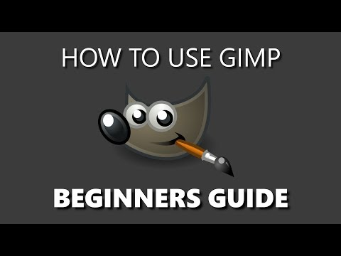 How to Use GIMP (Beginners Guide)
