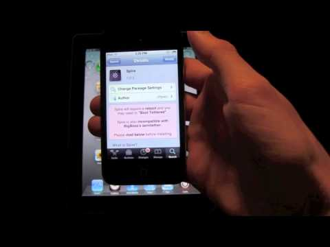 Install Siri (Spire) Port iPhone 4,3Gs,iPad 2,1 & iPod Touch 4,3 With Working Server