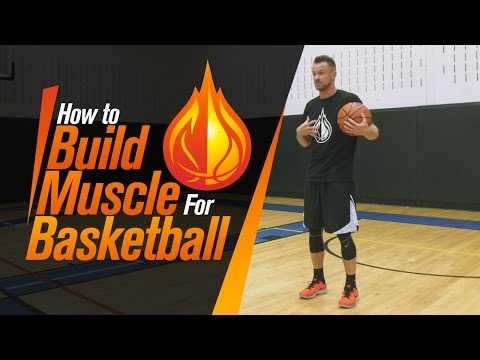Build Muscle For Basketball... WITHOUT A Gym From Coach Alan Stein