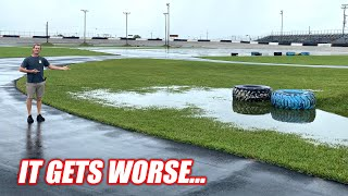 Drainage Problems At the Freedom Factory... (real world problems)