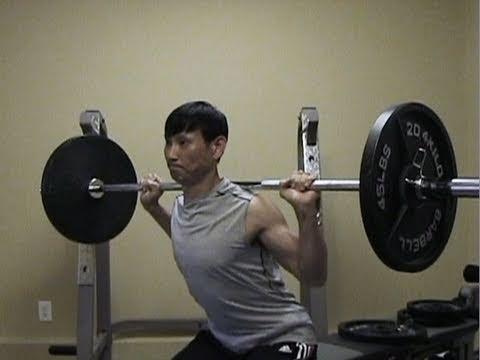 Taekwondo: Lower Body Workout for your stronger kick (taekwonwoo)