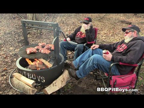 Pork Rib Chops by the BBQ Pit Boys