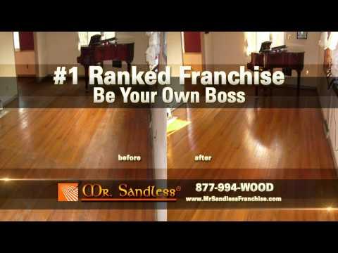 Mr. Sandless Floor Refinishing! Join the Revolution!