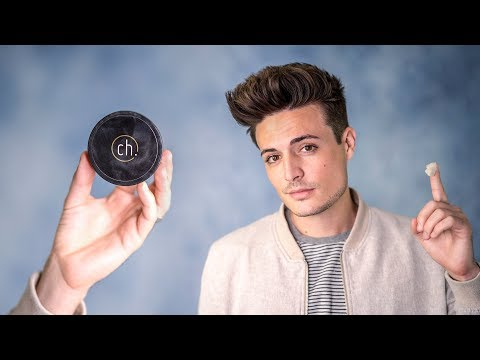 Chaptr Styling Cream Review: Is This YouTubers Hair Product Any Good? | Mens Hair | Blumaan 2018