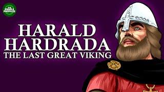 Harald Hardrada  - The Last Viking Invasion & Stamford Bridge Biography Documentary