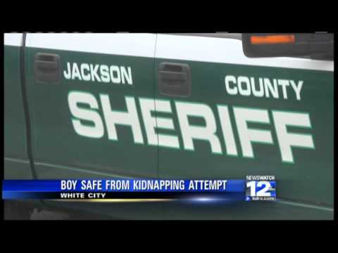 Attempted Kidnapping in White City