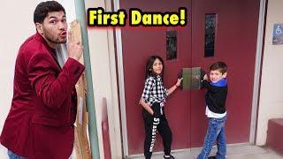 Txunamy and Diezel's First School Dance   Familia Diamond