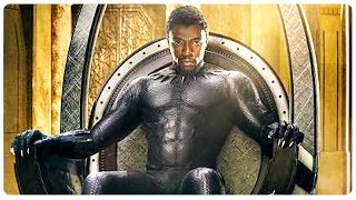 Black Panther Trailer (Extended) 2018 Marvel Superhero Movie HD