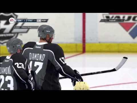 NHL 13 - Longest Club Game Ever? - 6 OT
