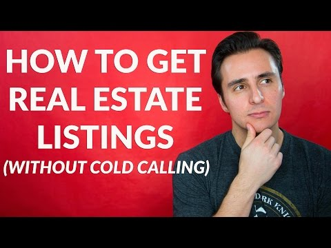 Bullet Proof Ways To Get Listings Without Cold Calling 🔥🔥🔥
