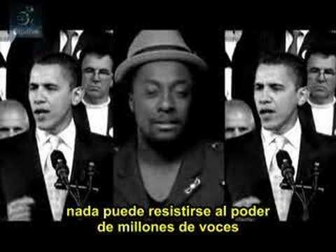 Yes We Can - Barack Obama Subtitulado Castellano