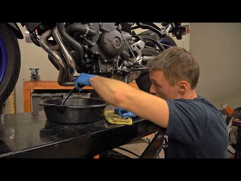 How To Change Your Oil and Filter | MC GARAGE