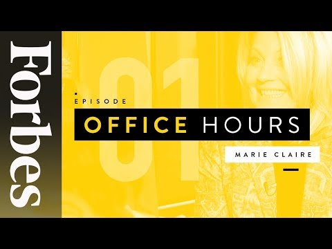 Diversity, Culture, And Meaningful Mentorship At Marie Claire | Office Hours | Forbes