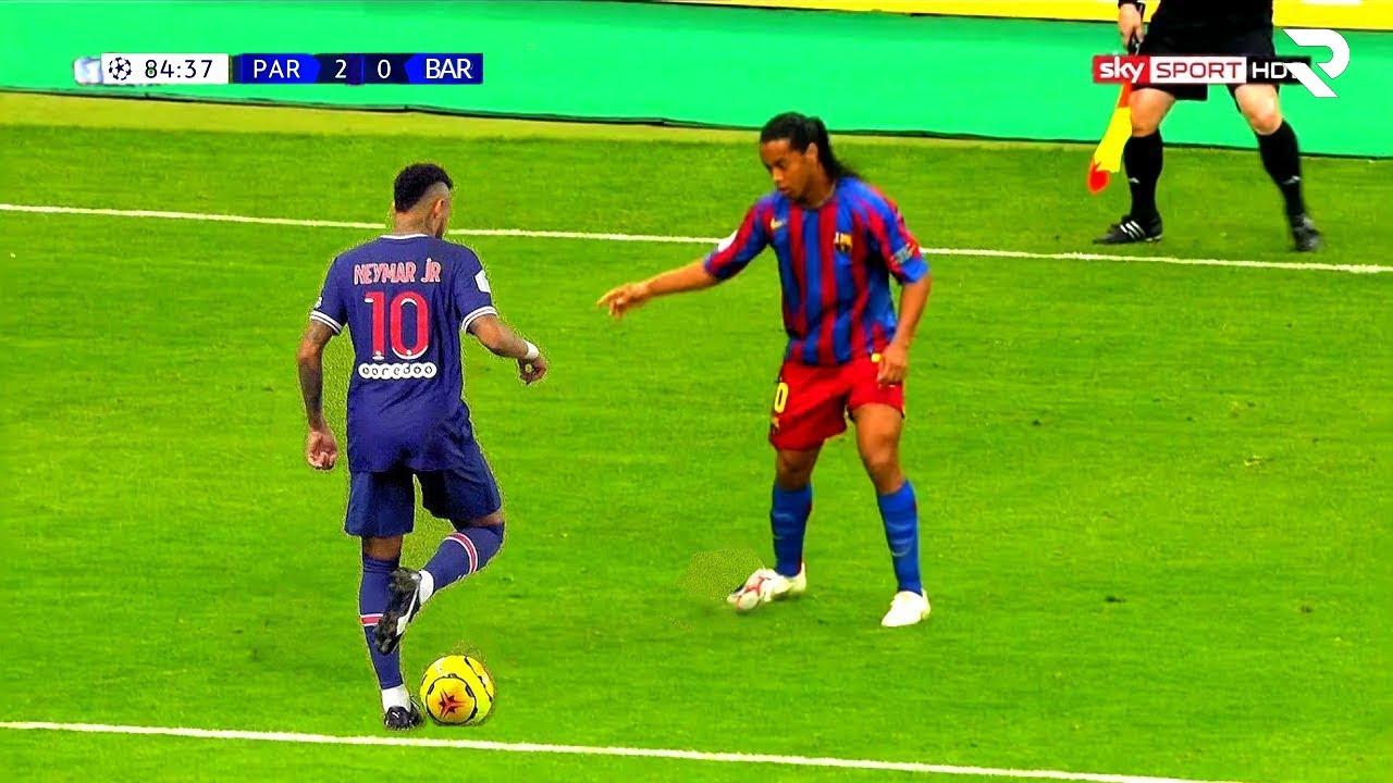 Neymar Jr Top 50 Ridiculously Disrespectful Skill Moves
