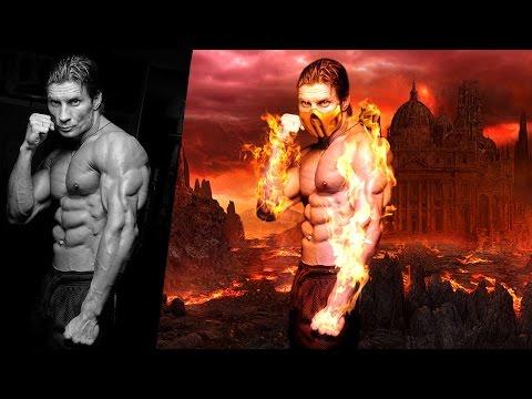 Fire Manipulation Photoshop | Speed Art
