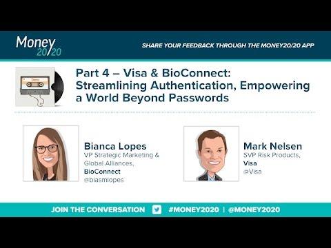 Visa & BioConnect: Streamlining Authentication, Empowering a World Beyond Passwords