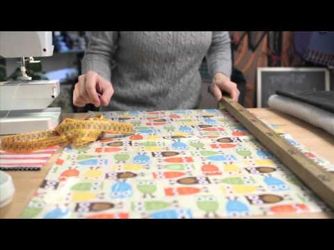 Changing mat - DIY by peSeta
