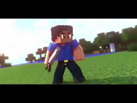 Free Minecraft Intro Template - Minecraft Blender Intro Templates