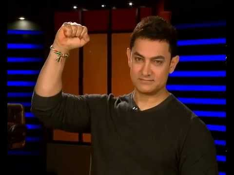 Register in Voters' List today!- Aamir Khan