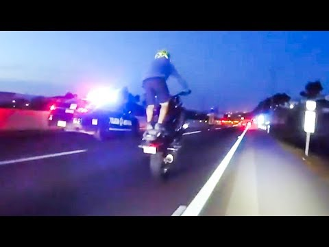 POLICE VS MOTO | ANGRY & COOL COPS | [Episode 65 ]