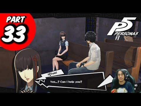 PERSONA 5 - PART 33 - POST Kaneshiro Arc: Confession day