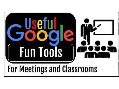 Tips and Tricks to Make Meetings & Classrooms More Fun