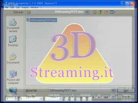 iPod iPhone iPad video to PS3 in less 1 minute conversion by [www.3Dstreaming.it]