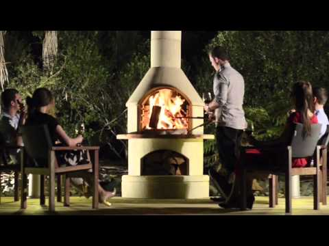 Buschbeck Masonry Barbecue Fireplaces