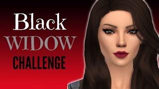 Black Widow Challenge: Sims 4 | Part 1 | Elitists Unite!