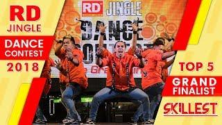 Rd Jingle Dance Contest 2018 - Top 5 Grand Finalist - Skillest