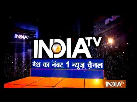 We thank our viewers for making IndiaTV no 1 news channel of the country