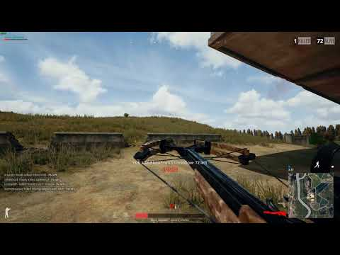 Crossbow Kill