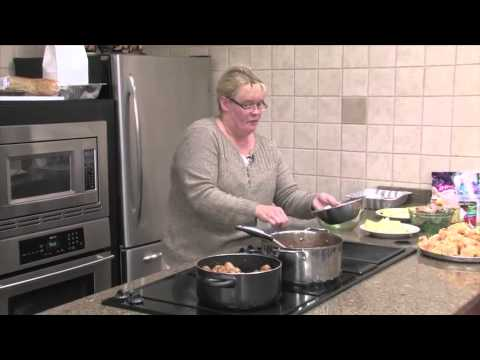 Recipe: Candy Corn Rice Krispies Treats