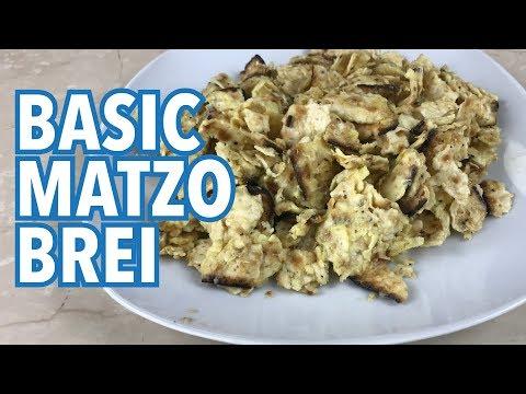 Basic Matzo Brei – Gregcipes