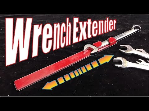 Wrench Extender leverage doubler