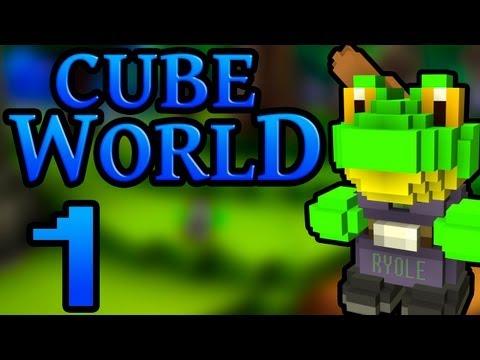 CubeWorld - #1 - Das Abenteuer beginnt!