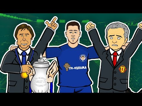 FA Cup Final! Manchester United 0-1 Chelsea  ► 📺 GOGGLE IN THE BOX 📺 442oons ft Hazard, Mourinho