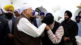 kartarpur and Sikh Muslim Friendship | views of Sikhs about Governor Sarwar on 550th Janam Din