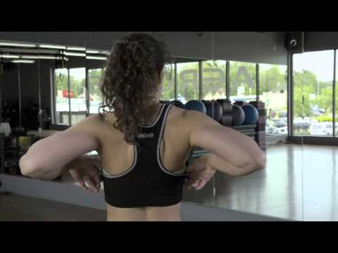 EC3D How to put on and use our SPORT BRA