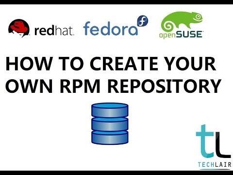 create your own rpm repository | Linux Tutorial